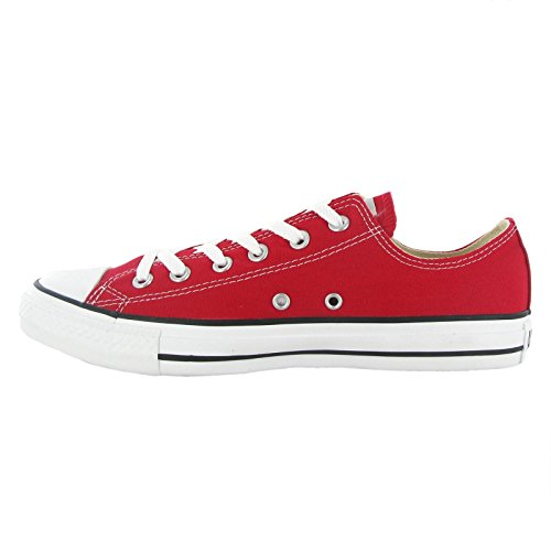Converse AS Ox Can red M9696 Unisex-Erwachsene Sneaker, Rot (red), EU 42(US 8.5) - 6