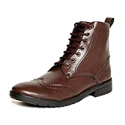 TEN Brown Boots