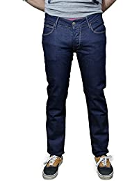 TIFFOSI homme - Jean slim bleu indigo - Jean JOHN - TIFFOSI fin de collection