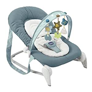 Chicco Hoopla Baby Bouncer - Sage