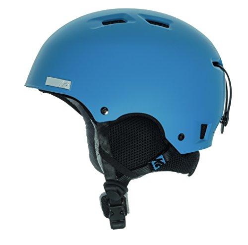 K2 Skis Damen/Herren Skihelm Verdict, M 1054005.1.6.M Helm, Blau, M (55-59cm)