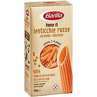 Barilla Pasta ai Legumi senza Glutine Penne con Farina di Lenticchie Rosse - 250 gr