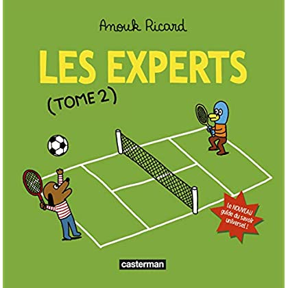 Les experts : Tome 2