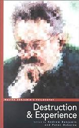 Walter Benjamin's Philosophy: Destruction and Experience