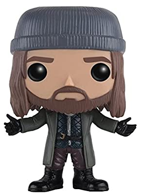 The Walking Dead Jesus Vinyl Figure 389 Figurine de collection