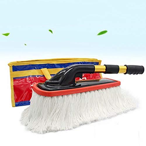 Reinigung Auto Mop Abstauben Auto Skorpion Auto Autowäsche weiche Bürste Reinigung fegen Asche spezielle Multifunktionsbürste Auto Mopp