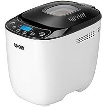 Unold 68010Back Meister–Panificadora (, 1kg, 550W, color blanco y negro