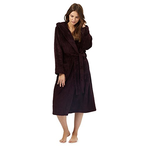 j-by-jasper-conran-womens-brown-hooded-dressing-gown-16-to-18