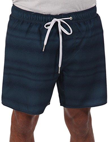 Bench Herren Badeshorts Boardshorts WAVEMAN B blau (Orion Blue) Large