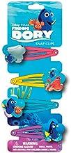 Joy Toy 41164Finding Dory 4ropa Pasadores para el pelo con motivo impreso tarjeta de plato de soporte