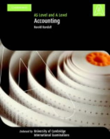 Randall Accounting Pdf