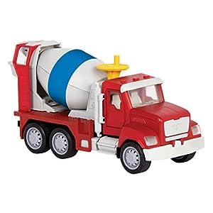 Driven Mini Cemento Mezclador camión Modelo vehículo