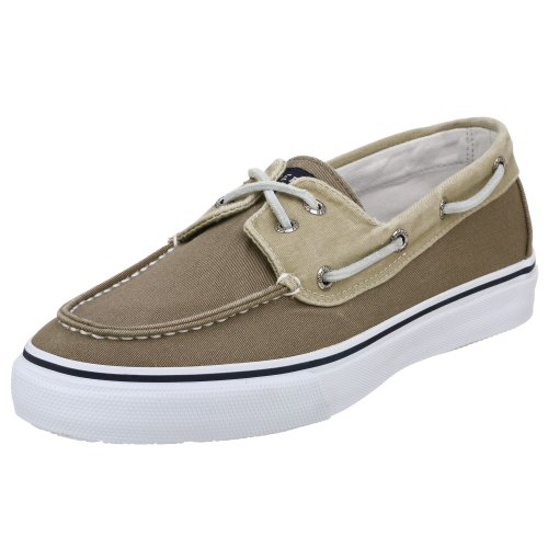 Sperry Athletic Sneakers (Sperry Bahama Khaki/Oyster Bootsschuhe Segelschuhe Sneaker Herren (43))