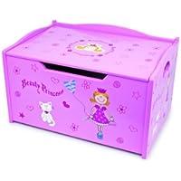 Preisvergleich für Small Foot Company 5354 - Truhe Beauty Princess Aufbewahrungsmöbel