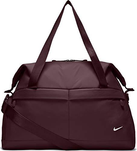 Nike W Nk Legend Club-Solid Bolso Bandolera, Mujer, (Burgundy Crush/Burgu), 8x15x20 cm H x L