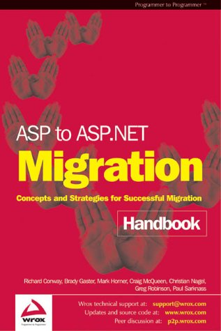 cepts and Strategies for Successful Migration (Wrox Us) ()