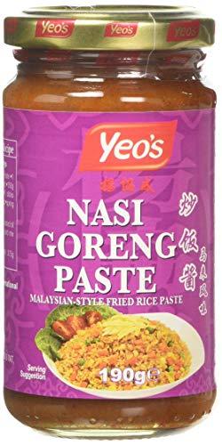 Yeos Nasi Goreng Paste, 190 g