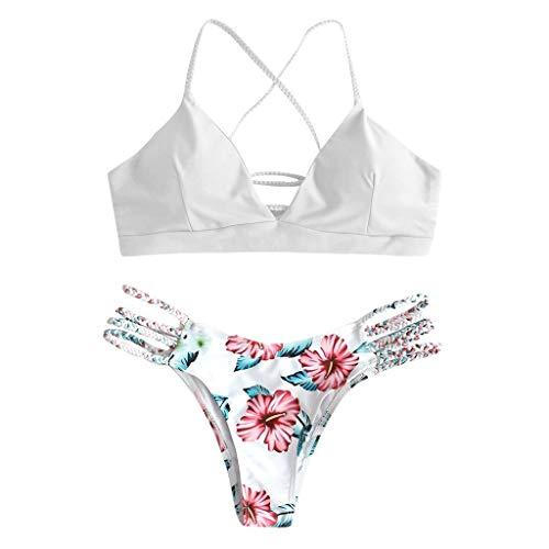 Riou Bikini Conjuntos Bikinis Mujer Push