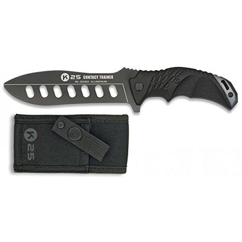 K25 32182 Cuchillos Tácticos de Caza, Unisex Adulto, Talla Única