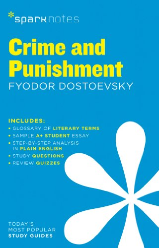 Crime and punishment by Fyodor Dostoevsky Paperback
