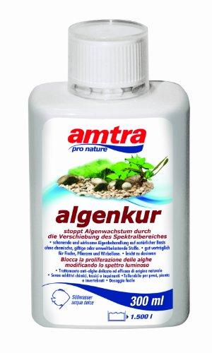 Amtra A3050043 BN201 Algenkur Wasseraufbereiter für Aquarien, 300 ml