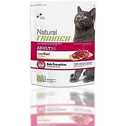 Natural Trainer Alimenti per gatti adulti - manzo - 1,5kg