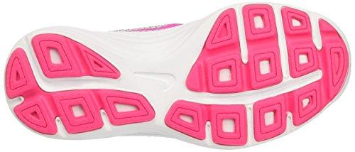 Nike Baby Jungen Revolution 3 (Psv) Sneakers Grau (Pure Platinum / Pink Blast / Wolf Grey / White)