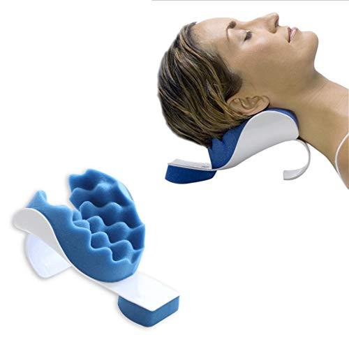 Kalttoy Nacken-Schulter-Entspannungskissen Orthopädische Schmerzlinderung Massagekissen Unterstützung