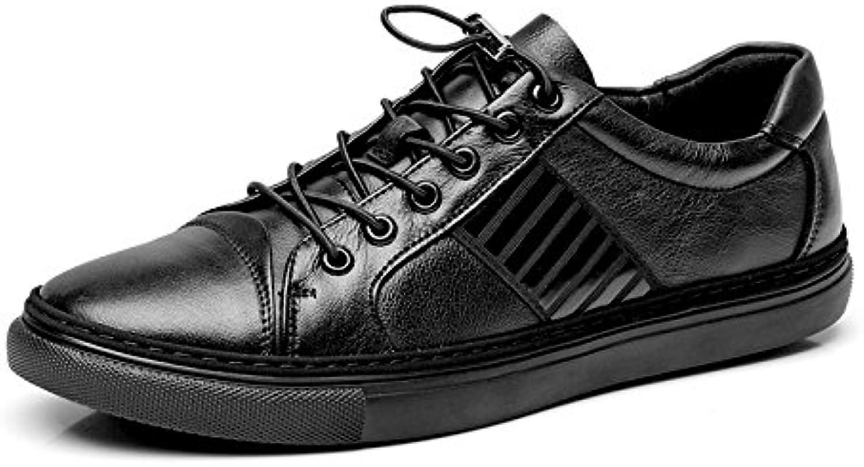 NBWE Herrenschuhe Business Lederschuhe Casual Dress Schuhe für Männer