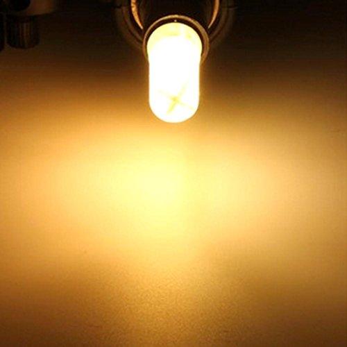 Mobile protection G9 3W 300LM Light Dimmable COB LED per sale / ufficio / casa, AC 220-240V, spina bianca ( Color : White Light ) Warm White
