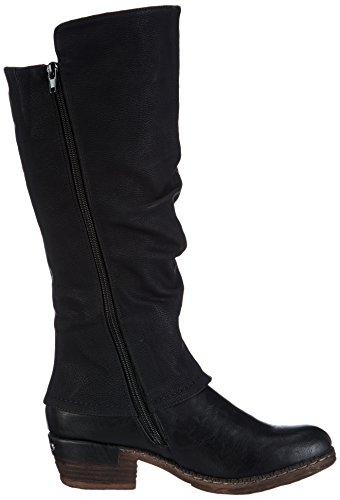 Rieker 93655 00, Bottes femme Noir