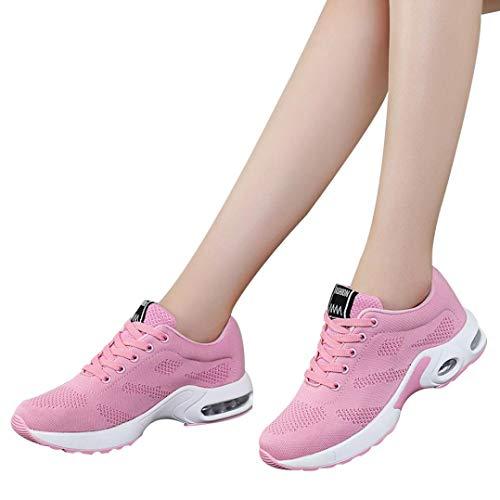 Sneaker Damen Lässige Laufschuhe Sportschuhe Schüler Turnschuhe Wanderschuhe Schuhe Segeltuchschuhe Frau Flach Schuhe Gym Schuhe,ABsoar