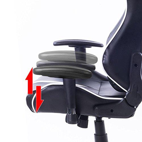 WOLTU® Racing Stuhl Gamingstuhl Bild 5*