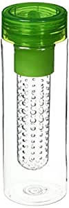 LMS Fruit Infuser Bottle, 670 ml, Multicolor