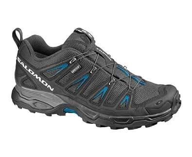 Salomon Uomo L36684400 scarpe, Negro Gris Rojo