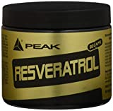 PEAK Resveratrol - 90 Kapseln à 1000mg