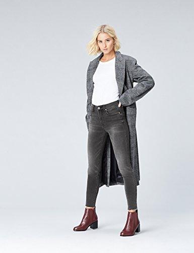 Jeans Skinny alla Caviglia a Vita Alta Donna find