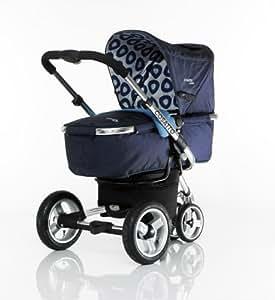 Cosatto Mobi 3 in 1 Combi + Car seat-Ink