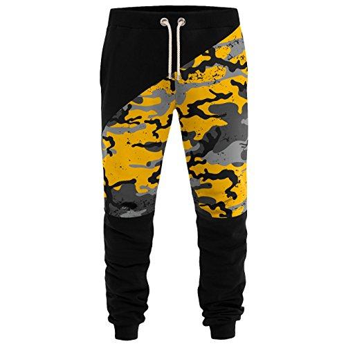 Blowhammer - Jogger Pants Hombre - Desert Storm JOG