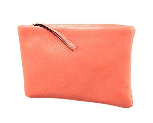 Sage Brown , Pochette pour femme taille unique Peachy Pink