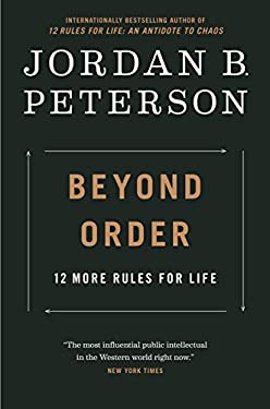 Beyond Order: 12 More Rules for Life (English Edition)