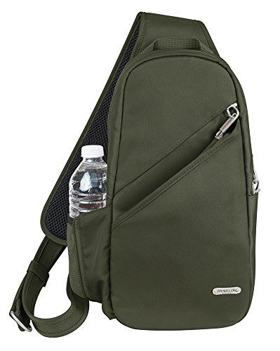 travelon-anti-theft-classic-sling-bag-olive-one-size
