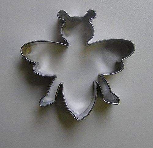 Biene 5,7 cm Edelstahl Ausstecher Ausstechform Keksausstecher Formina