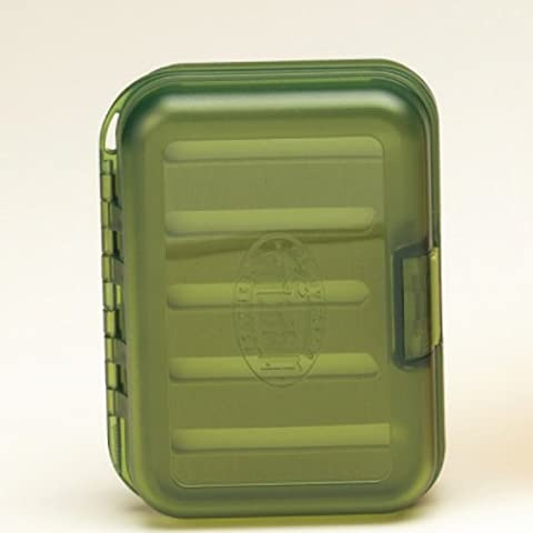 L.l. Bean Professional Umpqua Guide Fly Boîtes, Accessoires, vert olive