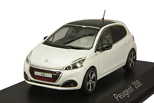 norev-143-scale-peugeot-208-2015-model-car-nacre-white