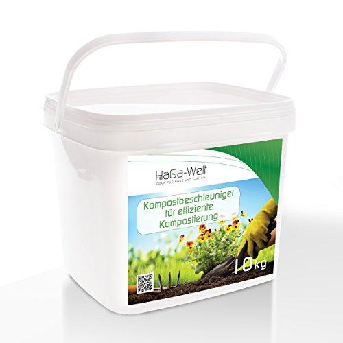 Kompostbeschleuniger Schnellkomposter Kompostierung Kompost Komposthilfe 10kg