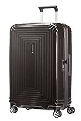 Samsonite Neopulse Spinner, M (69cm-74L), METALLIC BLACK
