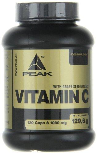 #Peak Vitamin C 120 Kapseln, 1er Pack (1 x 129,6 g)#