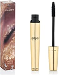 Vegan Mascara for Lengthening Defined Lashes - Long Lasting Length & Separation Natural Eyelashes (Black)