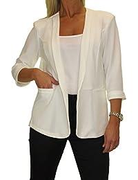 Amazon.es  44 - Trajes y blazers   Mujer  Ropa 300d2146a1fb
